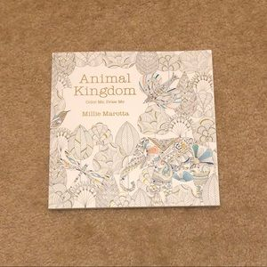 NEW Animal Colour and Drawing Book